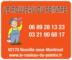 Le Rouleau du Peintre - Neuville sous Montreuil