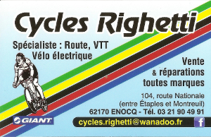Cycles Righetti - Bréxent